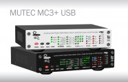 MUTEC MC-3+ USB, Re-clocker en format converterHP