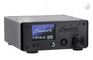 Benchmark Media HPA4 Black