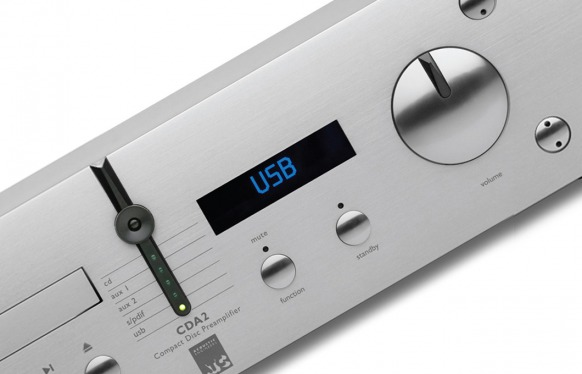 CDA2 Mk2 Reviewed in Hi-Fi News