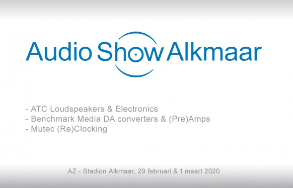 Audio Show Alkmaar HP